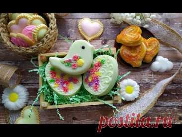 Мыловарение• Пасха• Много разного мыла к пасхе и декор для фото