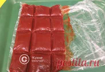 Ветеран советской столовой научила хранить томатную пасту. Теперь она у меня никогда не заплесневеет | Кухня изнутри | Яндекс Дзен