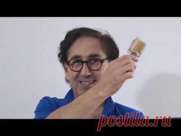 Как создать объем волос? Если не стоит и как поставить корень волос? Укладка волос.