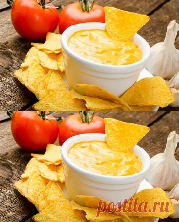 Смешали сыр с яйцом и маслом, и за 10 минут получили сырный соус, делающий вкуснее любую закуску - Steak Lovers - медиаплатформа МирТесен