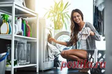 Лайфхак: зачем класть пластиковый пакет в стиральную машину - Уголок хозяйки - медиаплатформа МирТесен