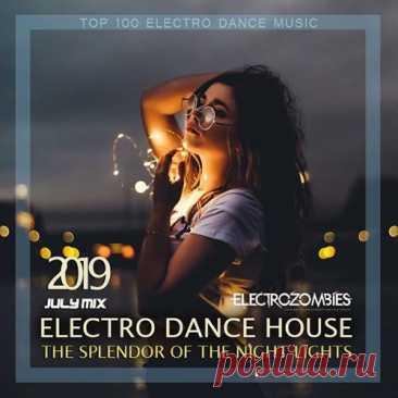 """Electrozombies Dance House (2019) Mp3 Музыка Electro House это источник неисчерпаемой энергии поступательного движения, это символ жизни выраженный в прогрессирующем темпе. Мелодии и ритмы сборника под названием """"Electrozombies Dance House"""" погрузят вас в полное безумство электронной музыки, а также подарят массу"""