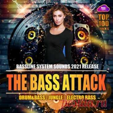 """The Bass Attack (2021) Здесь особое внимание авторы сборника уделяют басовым партиям, которые в каждом треке выведены тщательно и с фантазией. Вторым музыкальным стилем указан басслайн, что вполне соответствует общему настроению и атмосфере. """"Жирный"""", сочный бас является главным украшением лонгплея, это"""