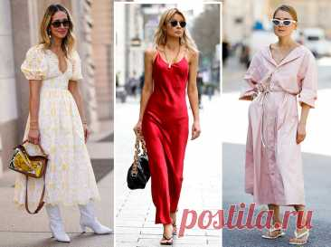 5 идеальных летних платьев, которые всегда будут в моде Гардероб, который не устаревает со временем,— мечта, которую довольно легко осуществить. Рассказываем про пять универсальных и стильных летних платьев, которые были есть и будут в списках трендов.