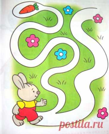 Логические игры для детей 3-4 лет