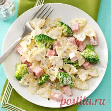 Фрикадельки по-шведски и сырная паста с брокколи и ветчиной: проще рецептов вы не найдете для ужина в будние дни - Odnaminyta - медиаплатформа МирТесен