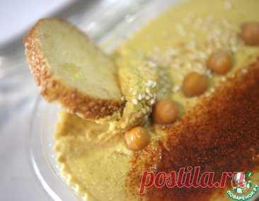 Хумус ОТличный – кулинарный рецепт
