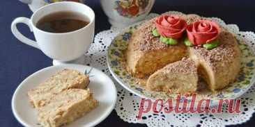 5 шикарных тортов, которые не нужно печь