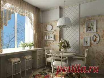Как украсить интерьер кухни: +30 фото с советами   Lavanda-decor   Яндекс Дзен
