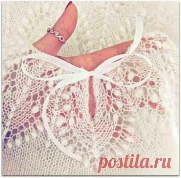 Невообразимая нежность: вязаные платья от Анны Радаевой   Paradosik_Handmade   Яндекс Дзен