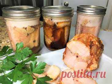 Мясная Закуска МИНУТКА Кладу все в банку и ГОТОВО! Колбаса без оболочки, 4 разных вкуса.