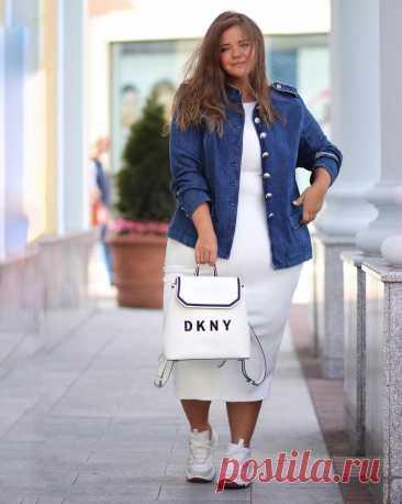Что носить женщине 56 размера весной? 15 головокружительных и стильных образов Девушки и женщины роскошной комплекции нередко сталкиваются с трудностями при выборе одежды. Как правильно одеваться пышечкам, чтобы выглядеть эффектно, привлекательно и современно? Ниже 15 модных идей с платьями, юбками, брюками, джинсами, жакетами. Смотрим и вдохновляемся! 56 размер одежды – не повод комплексовать и... Читай дальше на сайте. Жми подробнее ➡