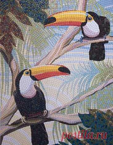 (8) Gallery.ru / Фото #47 - мозаика В ИНТЕРЬЕРЕ - mozaik-art