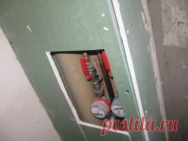 Как правильно прятать трубы в ванной   Роскошь и уют