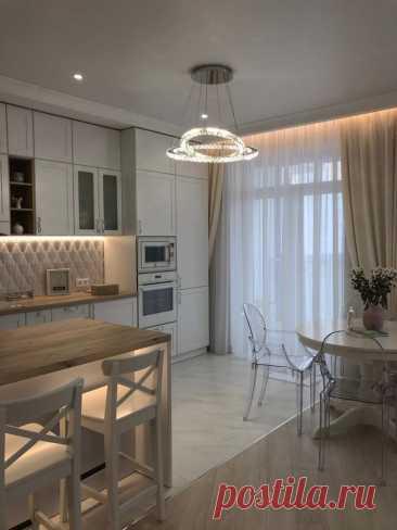 Самый нежный интерьер! Обзор светлой квартиры. Закончили ремонт | Глазами Архитектора | Яндекс Дзен