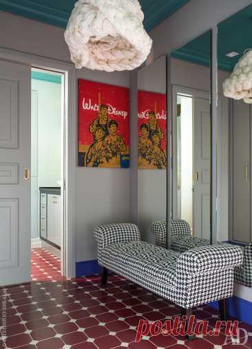Дизайн маленькой прихожей: фото 5 способов сделать коридор больше   AD Magazine