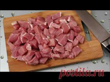 Возьмите любое мясо и... попробуйте это обязательно!