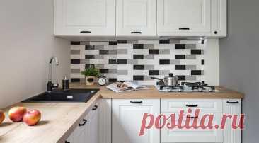 7 главных ошибок в оформлении угловых кухонь (берите на вооружение!) | ИДЕИ ВАШЕГО ДОМА | Яндекс Дзен