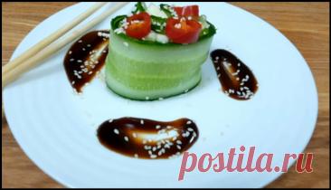 Так малосольные огурцы вы еще не готовили - оригинальный, быстрый и вкусный рецепт!