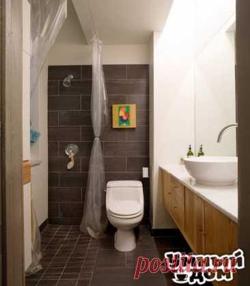 10 ИДЕЙ для экономии места в крошечных ванных комнатах 🤔 Создание дизайна по-настоящему маленькой ванной комнаты может оказаться невероятно сложным вызовом. Когда едва ли хватает места для унитаза и раковины, не говоря уже о душе (ванну мы здесь даже не рассматриваем), никакая стандартная планировка не поможет. Сегодня мы расскажем о десяти идеях, которые помогут справиться с этой проблемой, визуально расширив ванную и действительно освободив немного места. #1. Мокрая ванная в европейском…