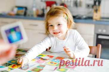 Как тренировать память ребенка: 8 простых и веселых игр для дома - Летидор
