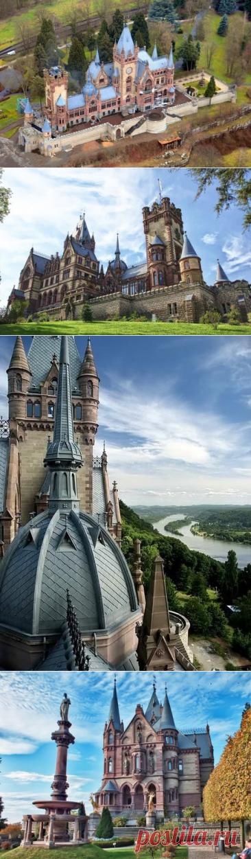 Lock of Drakhenburg, Germany