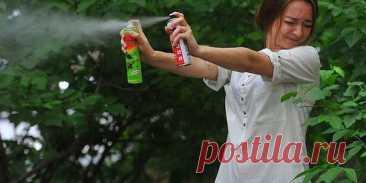 7 запахов, которые отпугнут комаров