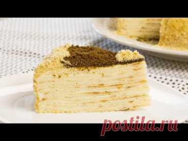 ТОРТ из ТРЕХ ИНГРЕДИЕНТОВ! БЕЗ ДУХОВКИ! Потрясающий Бюджетный Торт без выпечки !!!