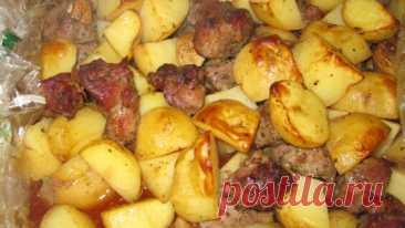 Мясо по французски в духовке. Рецепт очень вкусного и сочного мяса с сыром, картошкой... - Яндекс.Видео