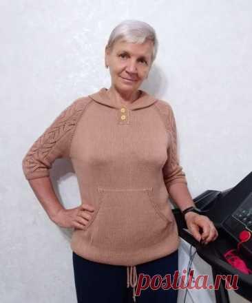 Толстовка, 4 модели, видео МК