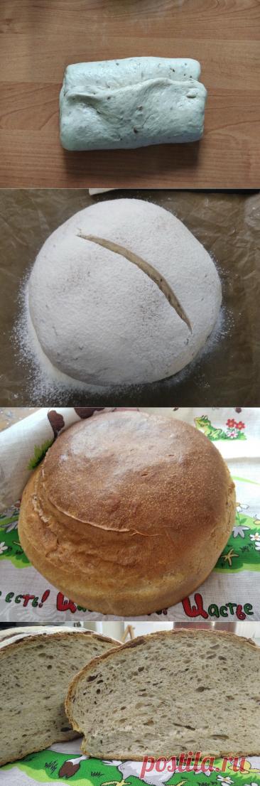 Хлеб на ржаной закваске с гречневой мукой Люблю экспериментировать с выпечкой хлеба. Уже несколько лет живёт в моём холодильнике ржаная закваска. В этом видео я рассказывала КАК ЕЁ СДЕЛАТЬ . Если никогда не пробовали — рекомендую. Вкус хлеба на закваске и на промышленных дрожжах кардинально отличаются. Да, тесто не поднимется за один час, как поднимается на прессованных или сухих дрожжах, процесс будет […] Читай дальше на сайте. Жми подробнее ➡