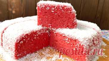 Летний десерт без выпечки – взбить и охладить! Самый летний и простой в приготовлении десерт, который можно приготовить с любыми сочными ягодами или фруктами! По вкусу нежнейший, воздушный, «живой» зефир, только не приторно сладкий.Ингредиенты*Малина – 430-450 гр. Сахар – 120 гр.Желатин – 30 гр.Вода – 150 гр.Кокосовая стружка – 30...