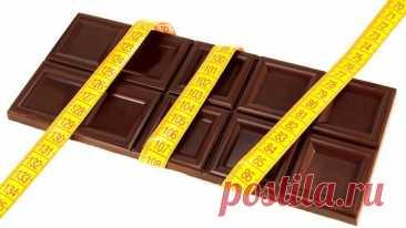 Шоколадная диета отличный метод для сладкоежек