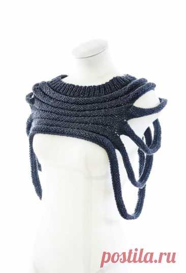 PDF Knitting Pattern Outbreak post apocalyptic unisex cowl | Etsy
