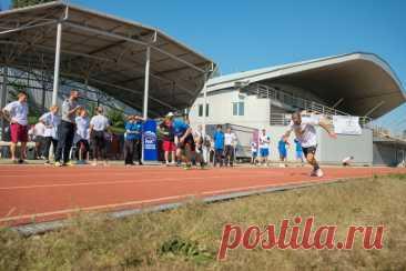 ГБУ Республиканский спортивный комплекс «Олимпийский»