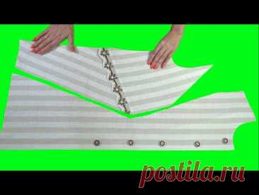 Делаем тонкую ТАЛИЮ на ЛЬНЯНОМ ЖАКЕТЕ 64 размера 🧐 Индивидуальный пошив