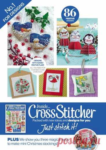 Cross Stitcher №338 2018 (вышивка крестом)