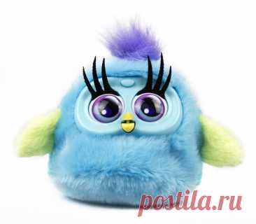 Интерактивная игрушка Fluffy Birds птичка Ruby купить в интернет-магазине   Твой Стиль 220598
