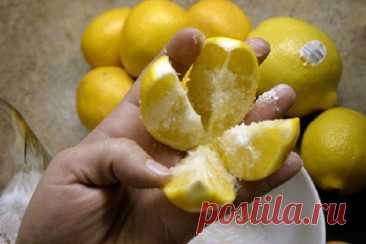 Нарезаю несколько лимонов и кладу их около своей кровати. Вот почему… — 1001 СОВЕТ