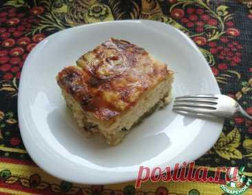 Запеканка из цуккини и сыра – кулинарный рецепт