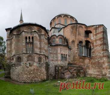 Карие - удивительная христианская церковь, сохраненная османами — Путешествия