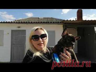 Бриньковская, приехали к заказчикам, будем строить дом/ Переезд в Краснодарский край/ Строительство