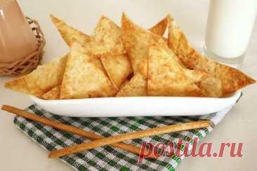 Полезные чипсы из лаваша с разными вкусами