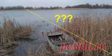 Как измерить ширину реки с берега не переплывая? Два простых рабочих способа | Строю для себя | Пульс Mail.ru 2 замечательных способа узнать ширину реки от берега до берега