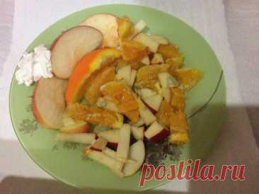 Фруктовый салат Apple-