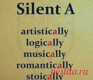 Silent A