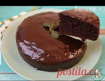 """Супер влажный """"Шоколадный пирог"""" – кулинарный рецепт"""
