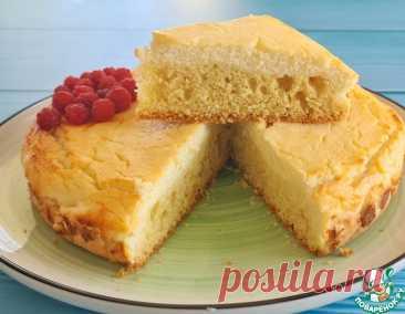 Пирог с творогом – кулинарный рецепт