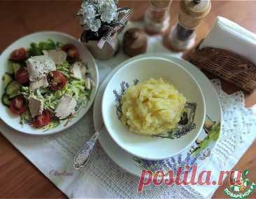 Необыкновенное картофельное пюре – кулинарный рецепт