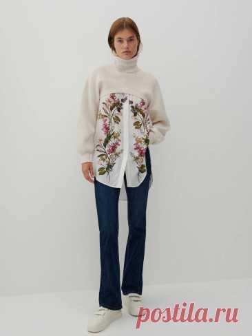 Женские рубашки оверсайз 2022. Как носить. Модные фасоны и цвета